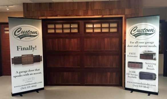 Garage Door Installation Maple Grove MN