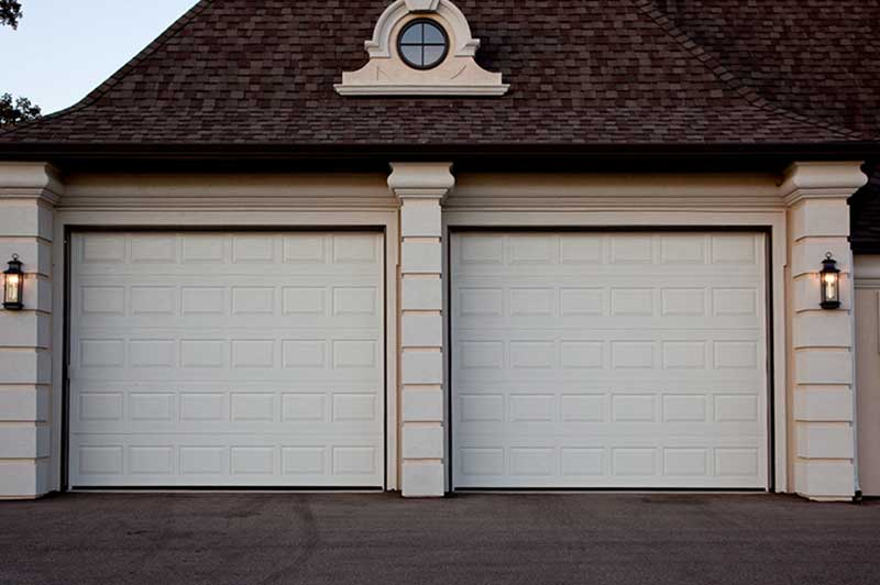 traditional steel garage doors Minneapolis MN